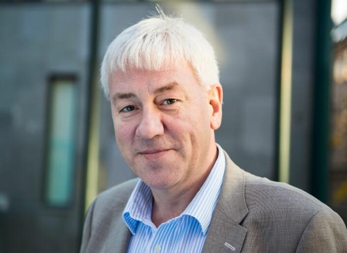 Direktør før organisasjon og virksomhetsstyring Tore Hansen ved HiOA