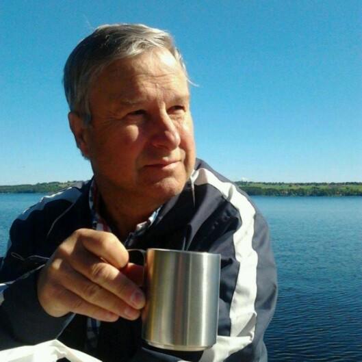 Jan Andersson. Foto: Privat