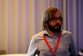 I retten for trusler mot Filter Nyheter-redaktør Harald S. Klungtveit