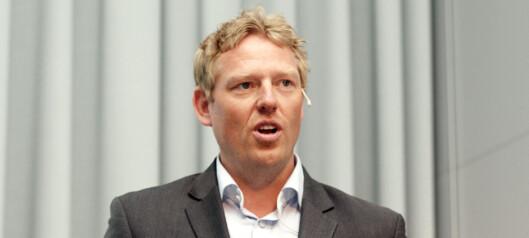 Jan Ove Årsæther. Foto: Birgit Dannenberg