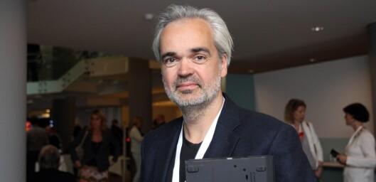 Eivind Ljøstad. Foto: Birgit Dannenbeg
