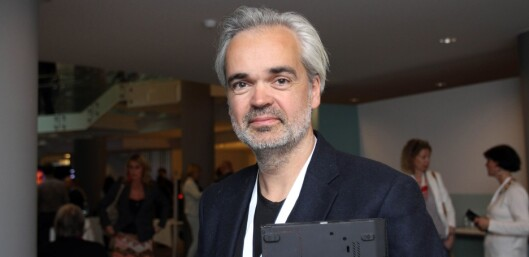 Eivind Ljøstad.<br>Foto: Birigt Dannenberg