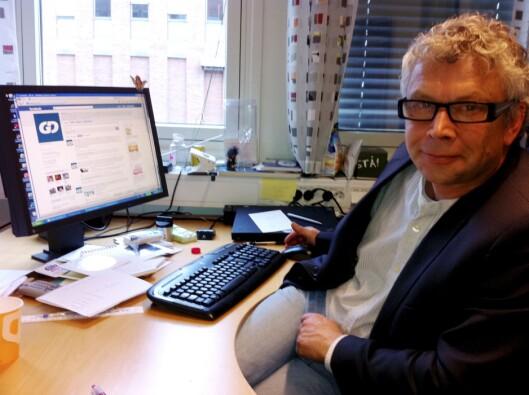 Kristian Skullerud. Foto: GD