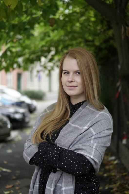 Merethe Hommelsgård.<br>Foto: Martin Larsen