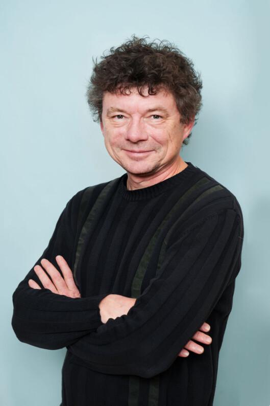Bjørn Tore Østeraas. Foto: Kine Jensen