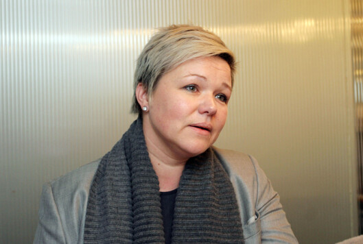 Henrikke Helland. Foto: Birgit Dannenberg