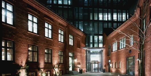 Omsetningen fra Schibsteds utenlandske virksomheter<br>var høyere enn den fra de norske.