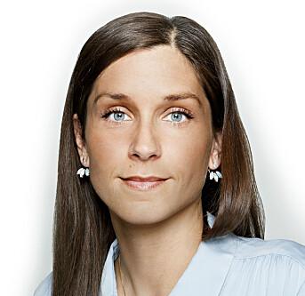 Kristina Fritsvold Nilsen.