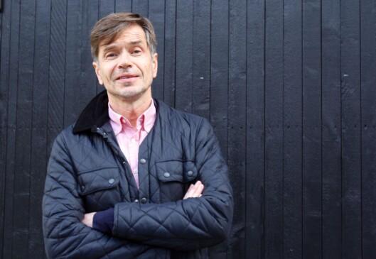 Kjetil Rolness. Foto: Aslaug Klausen