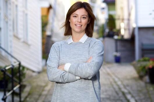 Sarah Willand er organisasjons- og kommunikasjonsdirektør i TV 2. Foto: TV 2
