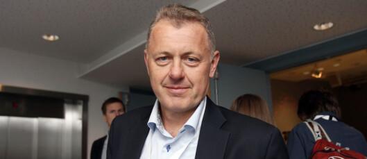 Nettavisen-sjef Gunnar Stavrum. Foto: Birgit Dannenberg