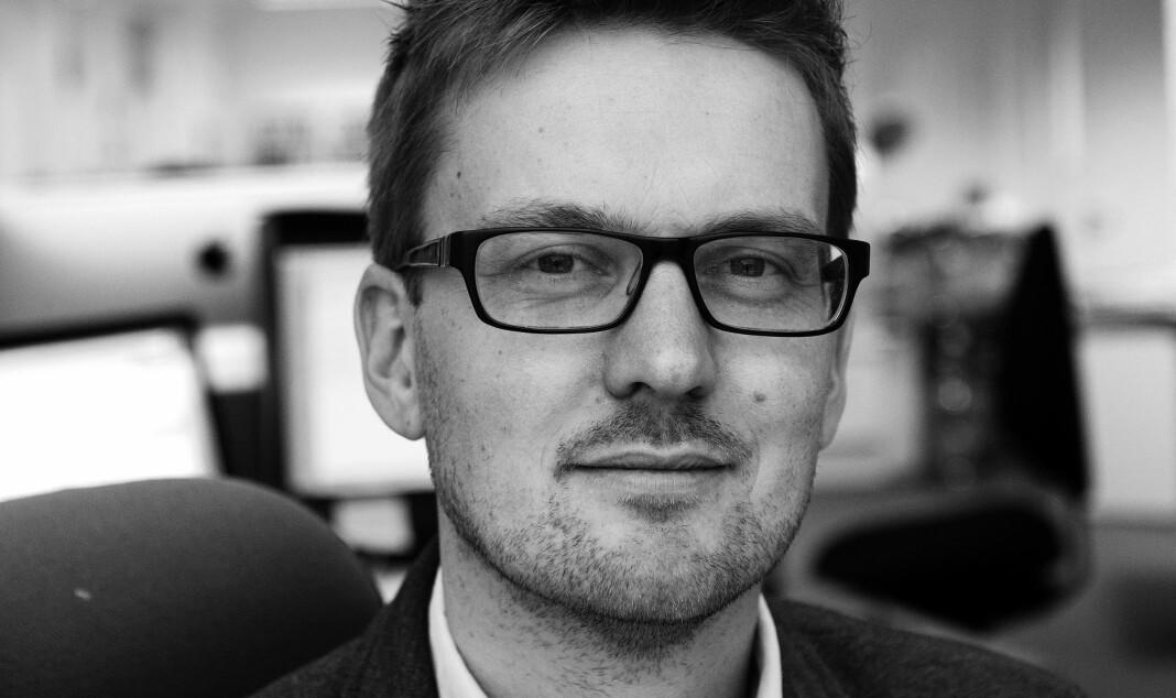 Tidligere redaksjonssjef i Morgenbladet, Ivar A. Iversen, blir ny redaksjonssjef i Agenda Magasin. Foto: Morgenbladet