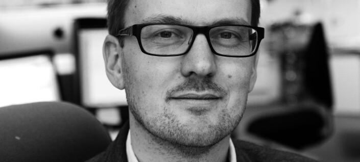 Morgenbladets redaksjonssjef Ivar A. Iversen sluttet på dagen