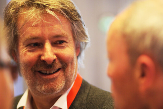Torry Pedersen mener det er mer å hente. Foto: Martin Huseby Jensen