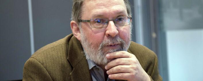 Harald Stanghelle er styremedlem i Norsk Presseforbund og<br>styreleder i Norsk Redaktørforening.