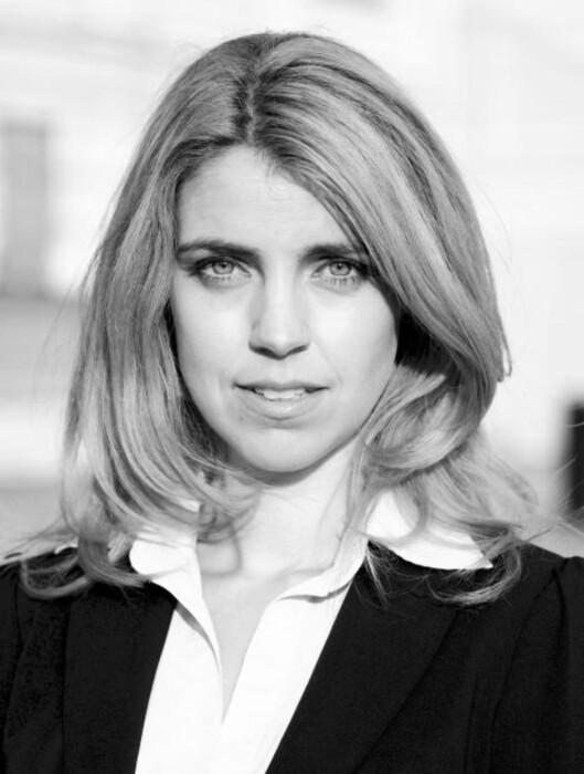 Alexandra Beverfjord, nyhetsdirektør i NRK. Foto: Marte Garmann