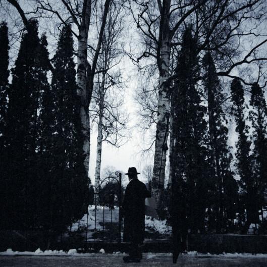 Peter fra fotoprosjektet «Lamps kept burning».<br>Foto: Ellen Lande Gossner