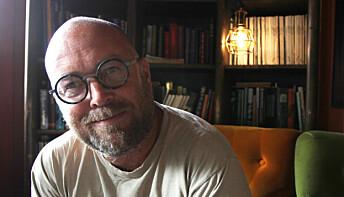 Tomm W. Christiansen. Foto: Martin Huseby Jensen
