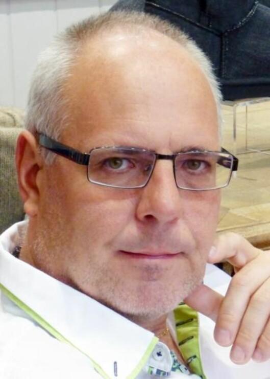 Nyhetssjef Arne Rovick i TV 2.