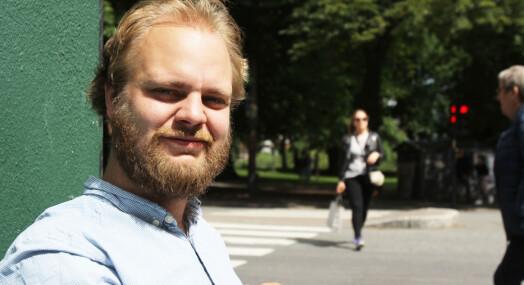 Klassekampens nyhetssjef blir ordførerkandidat for Rødt