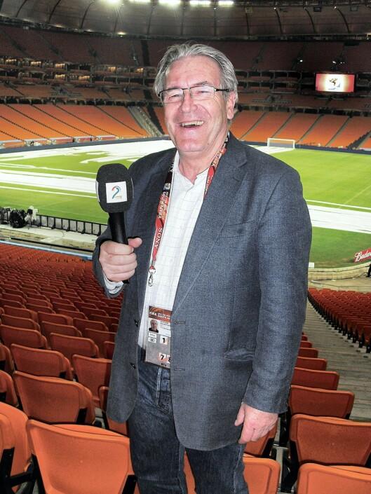 Davy Wathne har vært ansatt i TV 2 siden starten i 1992.<br>Foto: TV 2