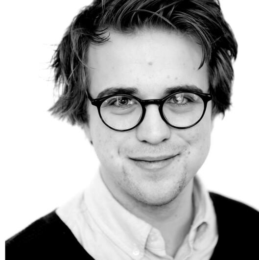 Mathias Fischer. Foto: Bergens Tidende
