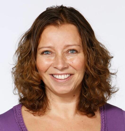 Sonja Nordanger er klubbleder i Aller Media.