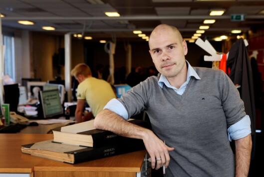 Anders Opdahl er nytt medlem i PFU.