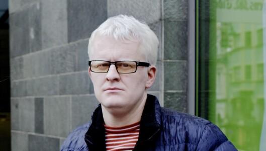 Dag Idar Tryggestad, leder av redaksjonsklubben i<br>Bergens Tidende. Foto: Paul S. Amundsen