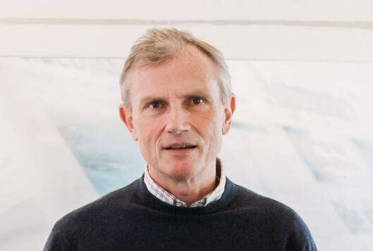 Nils Kristian Gauslaa. Foto: Kathrine Geard