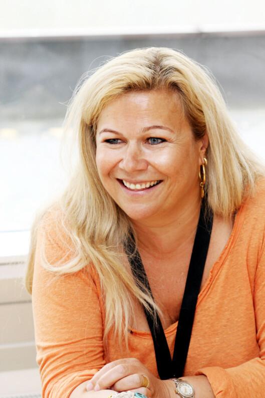 Else Gro Ommundsen. Foto: Birgit Dannenberg