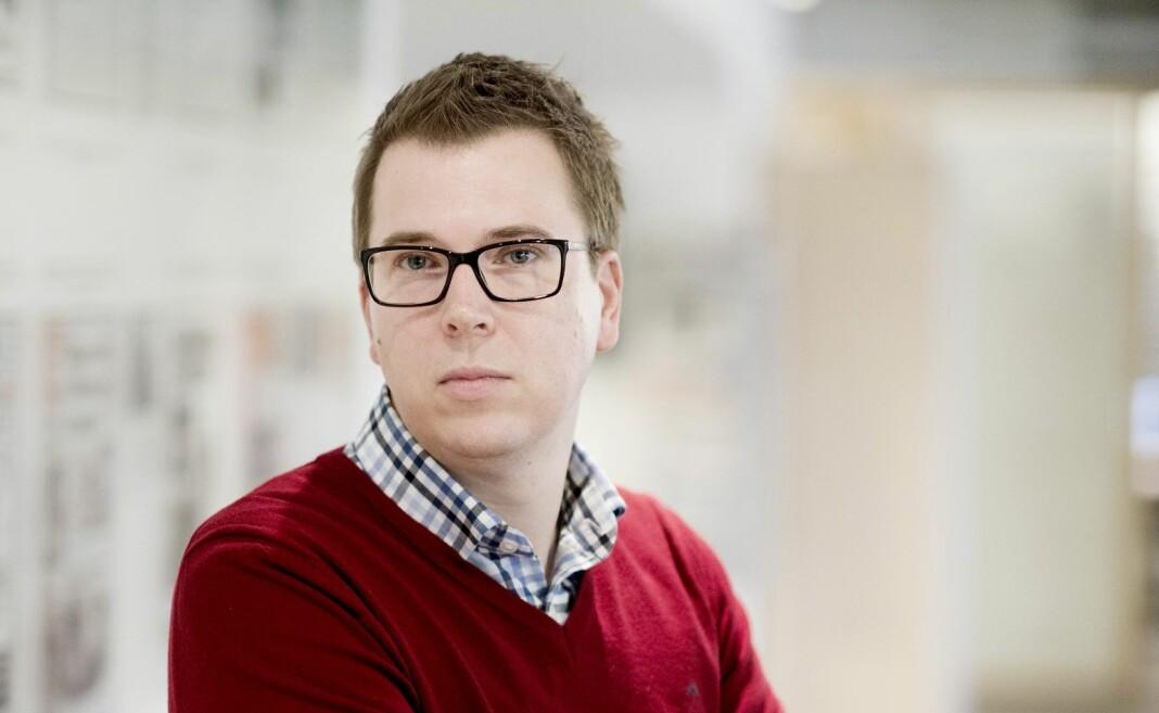 Eirik Hoff Lysholm blir fra nyttår administrerende direktør i Demokraten, slik han også er i de andre Dagsavisen-utgavene. I tillegg er han sjefredaktør i flaggskipet Dagsavisen.
