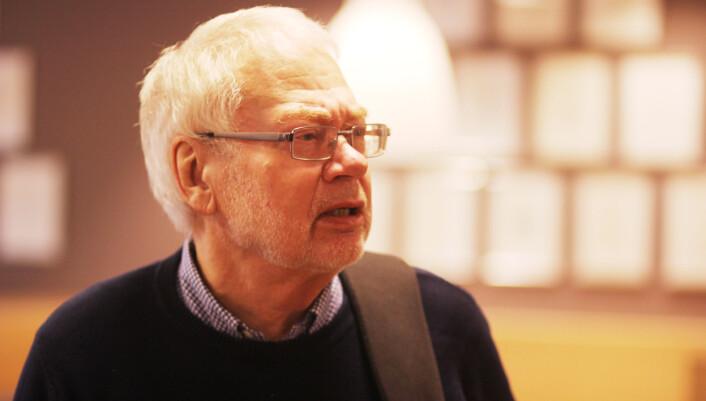 Medieforsker Sigurd Høst er ute med sin ferske avisrapport.