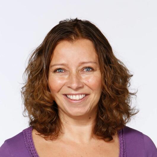 Sonja Nordanger er klubbleder i Aller Media.<br>Foto: Privat.