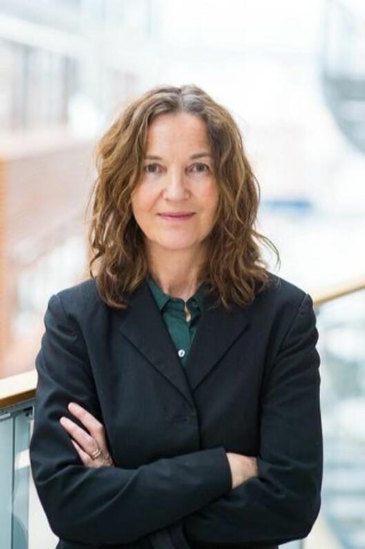Irina Eidsvold Tøien.<br>Foto: Finn Ståle Feldberg.