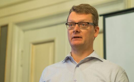 Markeds- og informasjonssjef Geir K. Hus i LLA.<br>Foto: Helge Øgrim