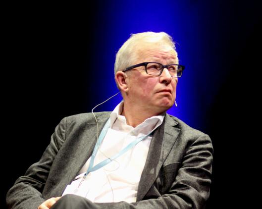 Bernt Olufsen. Foto: Martin Huseby Jensen