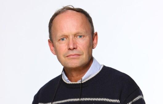 Alexander Berg, Egmont Publishing. Foto: Bjørn Inge Karlsen