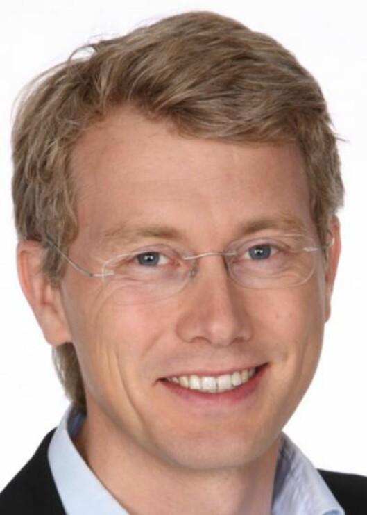 Olav T. Sandnes.