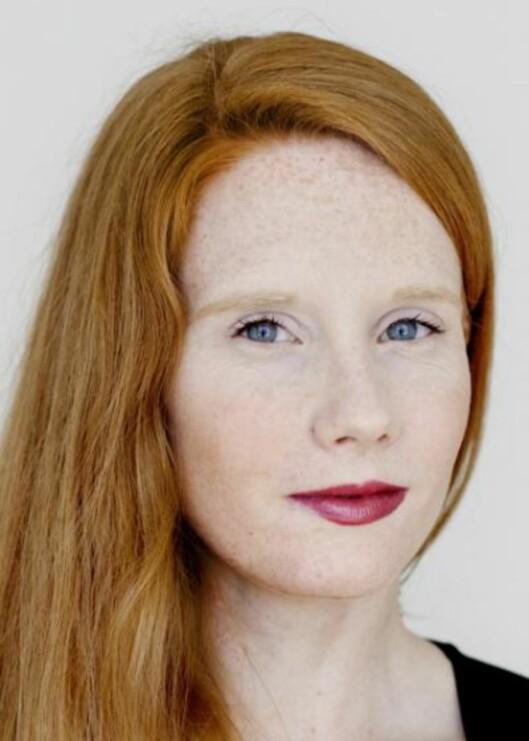 Årets meningsbærer:<br>Susanne Kaluza