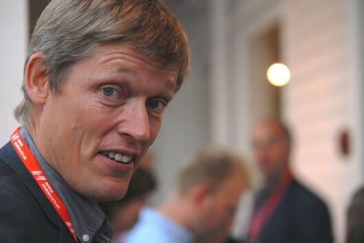 Medieforsker Jens Barland