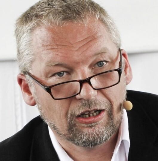 TA-redaktør Ove Mellingen. Foto: Kathrine Geard