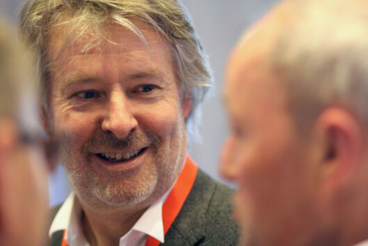 Torry Pedersen.<br>Foto: Martin Huseby Jensen