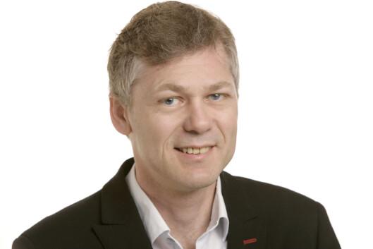 Programredaktør Lars Kristiansen i NRK.<br>Foto: Anne Liv Ekroll, NRK