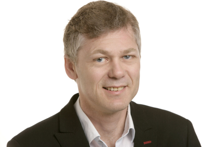 Programredaktør Lars Kristiansen i NRK. Foto: Anne Liv Ekroll, NRK