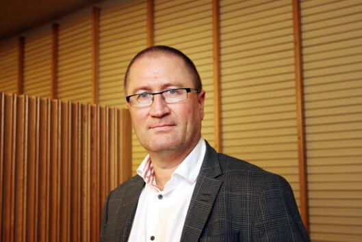 Geir Jørgen Bekkevold, KrF.<br>Foto: Birgit Dannenberg