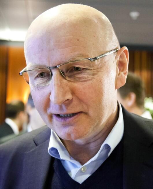 Konsensjef Didrik Munch i Schibsted<br>Norge.Foto: Bjørn Åge Mossin