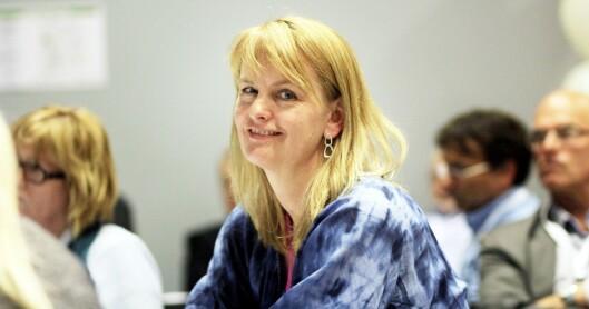 MBL-sjef Randi S. Øgrey<br>Foto: Birgit Dannenberg