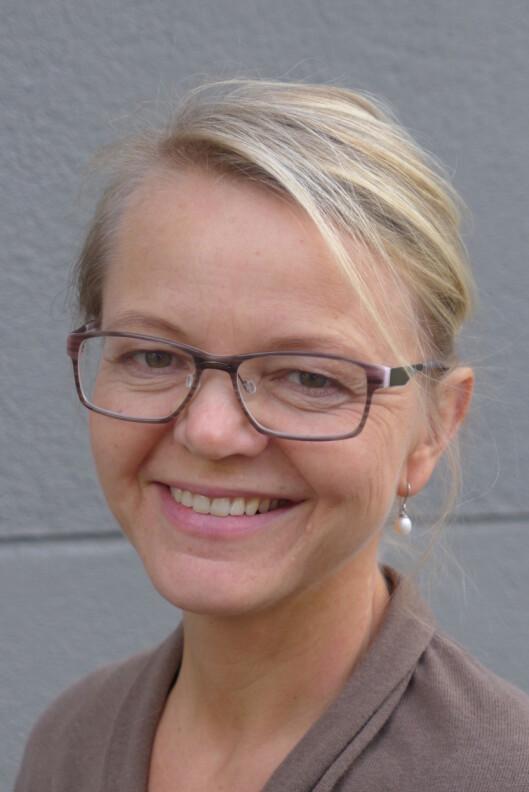 Journalist Kjersti Sandvik. Foto: Ole Erik Klokeide