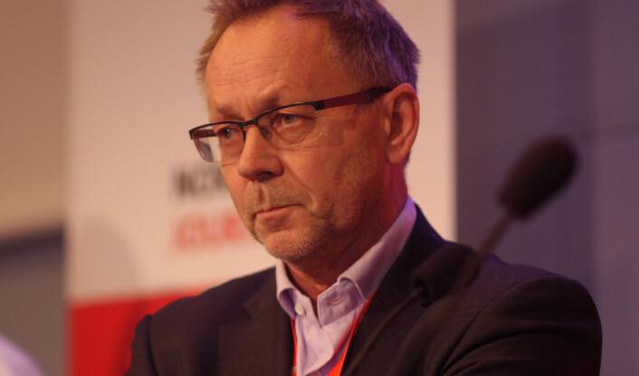 John Arne Markussen. Foto: Martin Huseby Jensen